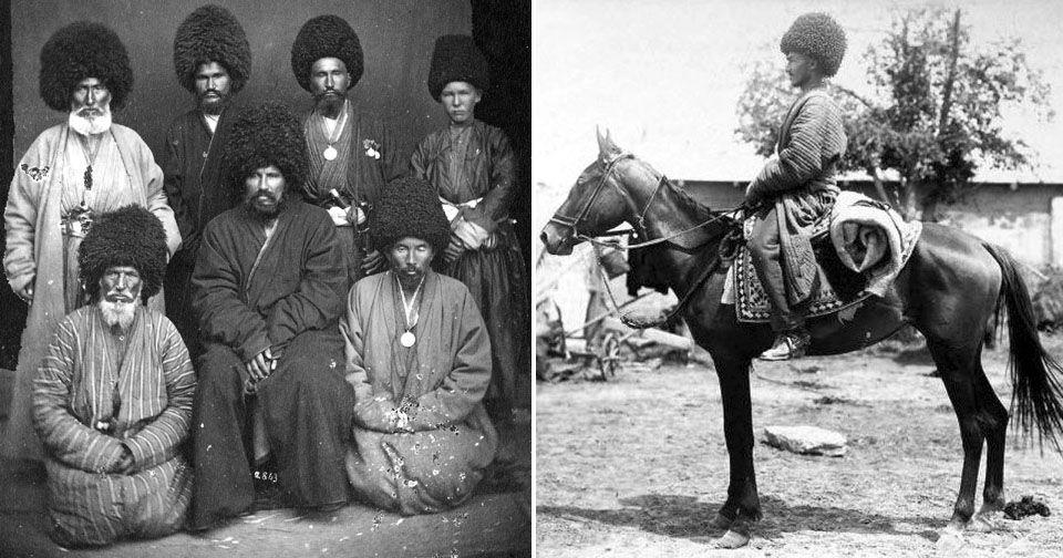 Туркменские кочевники
