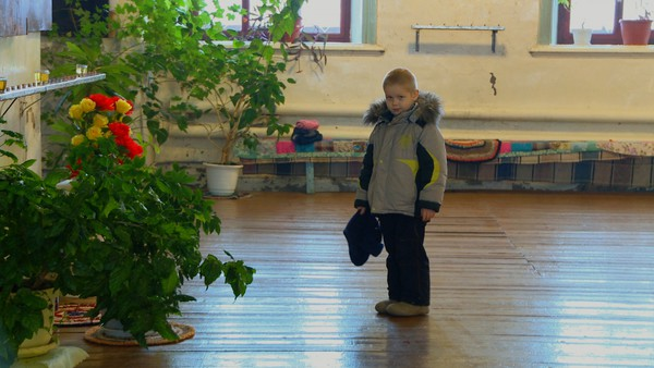 Кадр из фильма «Сделать влажную уборку». Фото: предоставлено организаторами.