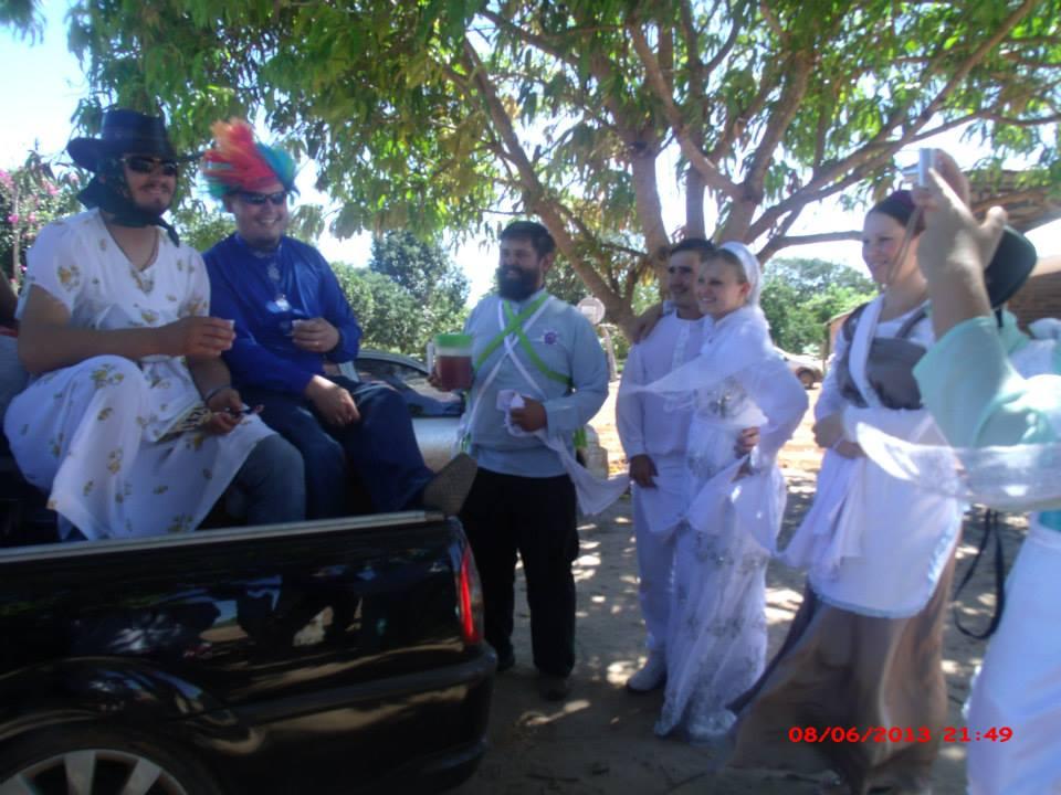 староверы уругвая