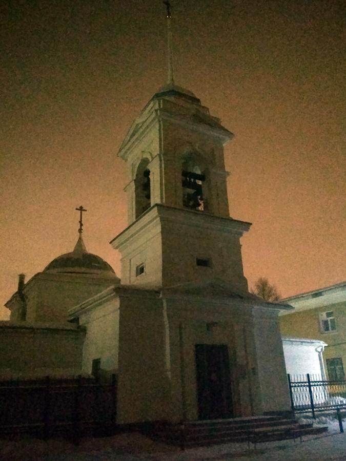 Храм во имя Рожества Христова в Екатеринбурге