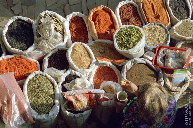 Bazar_Spices