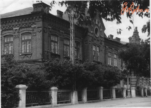 Фабричное училище Горбунова