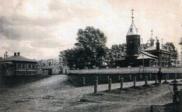 храм горбунова