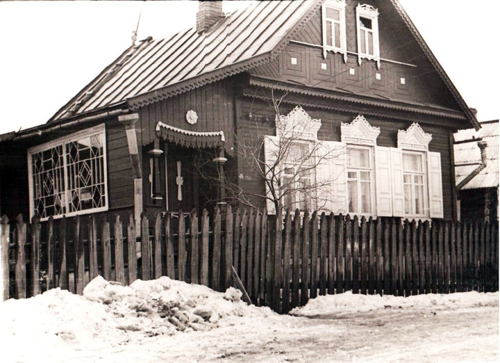 Дом Красиковых. Фото: семейный архив Андрея Сухарева