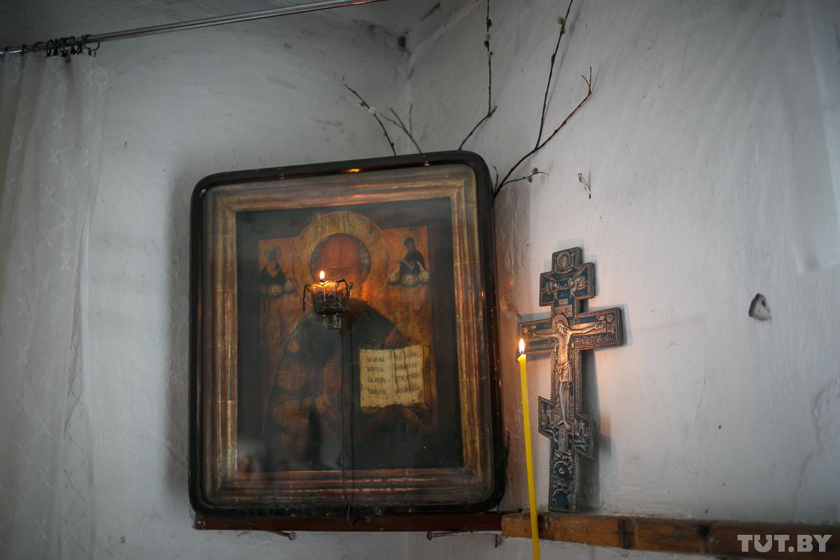 Икона в доме Малафея Зубанова