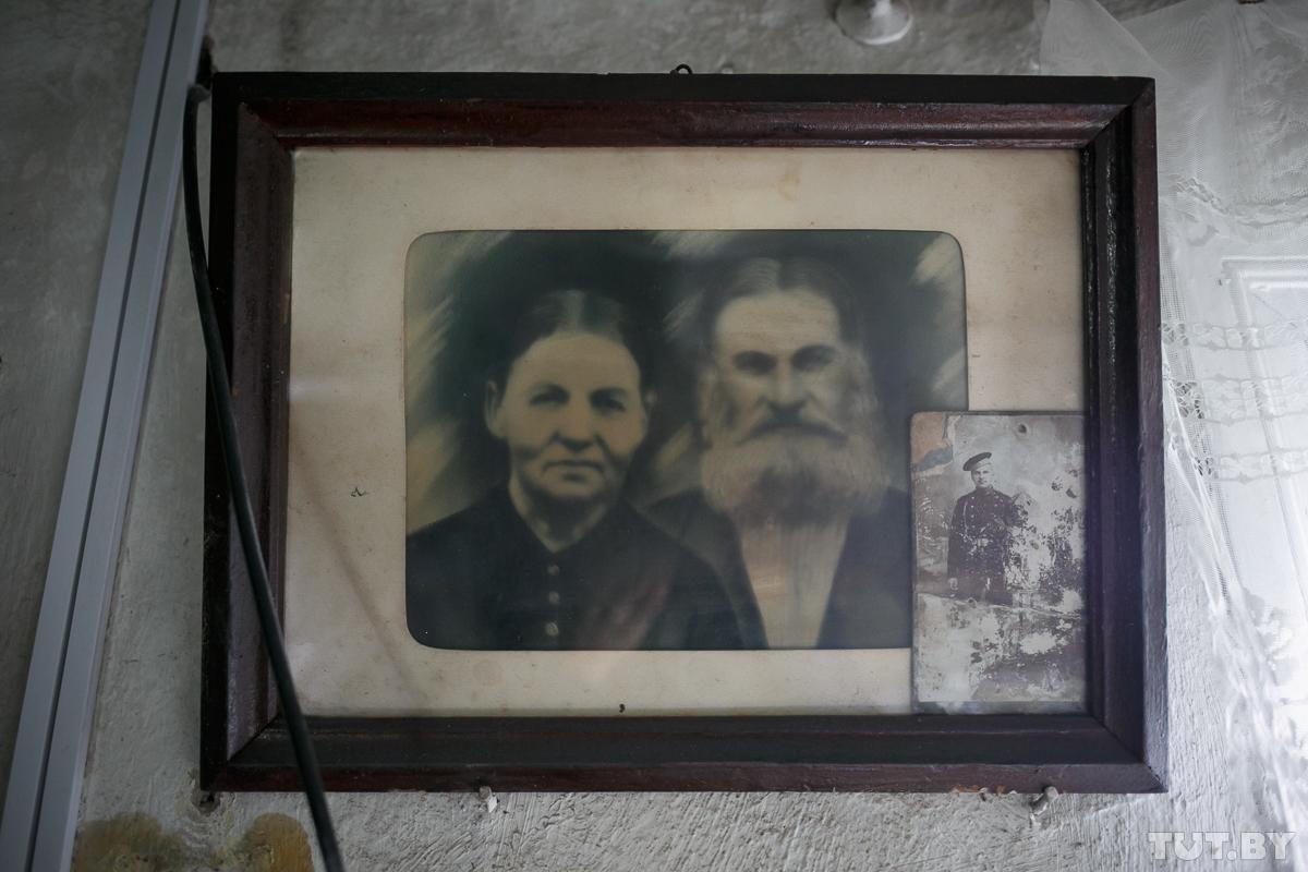 Лявон и Ефросинья, родители Малафея Зубанова