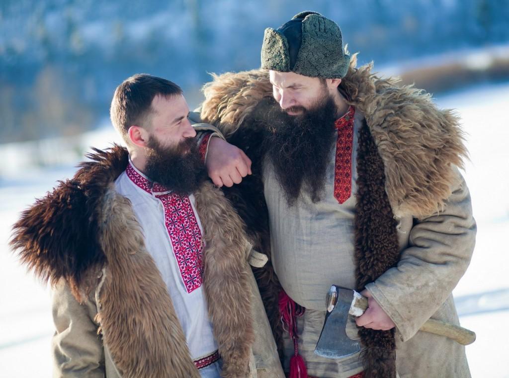 кмз выпустили фото русич борода качестве акцентов дополнений