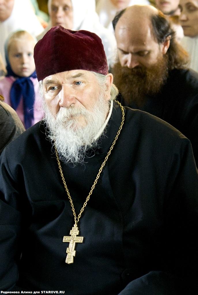 Старообрядческий протопоп Леонтий Пименов
